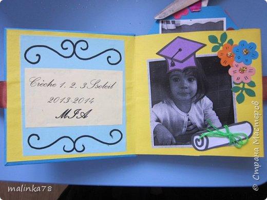 В прошлом году я делала выпускные альбомы деткам, которые покидают садик посмотрите, что у меня получилось фото 4