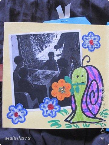 В прошлом году я делала выпускные альбомы деткам, которые покидают садик посмотрите, что у меня получилось фото 13