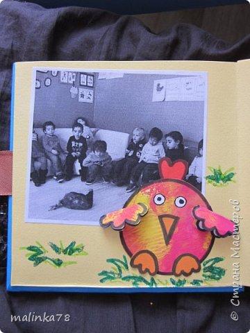 В прошлом году я делала выпускные альбомы деткам, которые покидают садик посмотрите, что у меня получилось фото 20