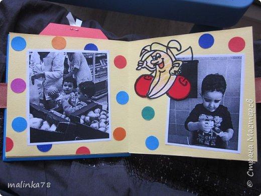 В прошлом году я делала выпускные альбомы деткам, которые покидают садик посмотрите, что у меня получилось фото 26