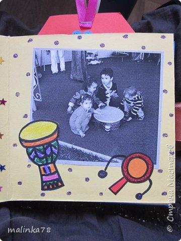 В прошлом году я делала выпускные альбомы деткам, которые покидают садик посмотрите, что у меня получилось фото 22