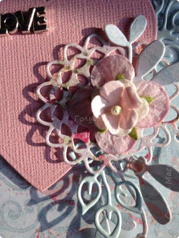 Все чаще я стала делать свадебные открытки:)  фото 4