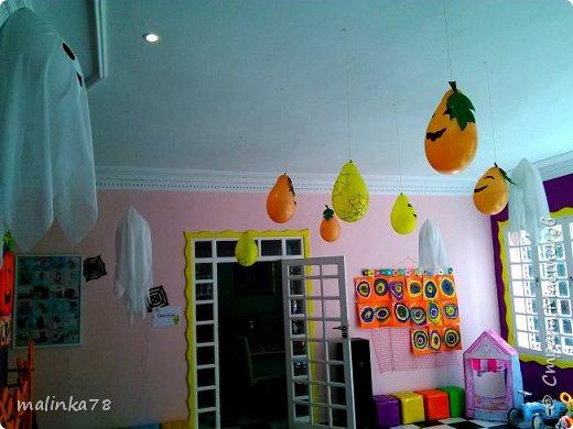 Украшение комнаты к халлуину фото 4