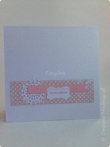Все чаще я стала делать свадебные открытки:)  фото 8