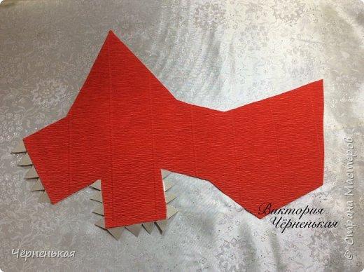 Мастер-класс Свит-дизайн Новый год Моделирование конструирование Домик-часики из конфет Мастер класс Бумага гофрированная фото 6