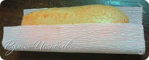Мастер-класс Свит-дизайн Новый год Моделирование конструирование ~Розовая БЯША в шубке из роз МК~ Бумага гофрированная Бусины Картон Клей Кружево фото 10