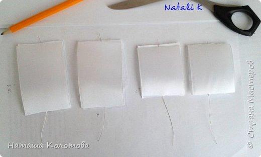 Предлагаю мой мастер-класс по изготовлению бабочки, получается очень красиво, можно украсить ободок, заколку. фото 6