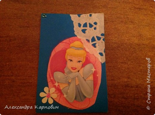 """Моя очередная серия """" принцессы """" фото 2"""