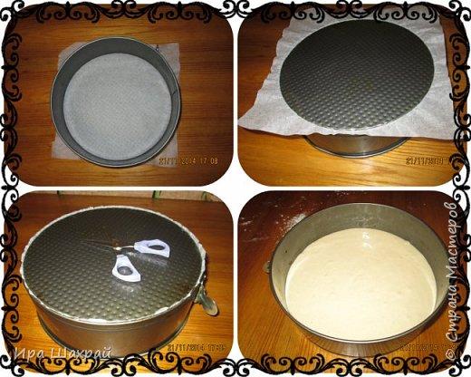Кулинария Мастер-класс Лепка Рецепт кулинарный Торт-суфле Нежный персик МК Продукты пищевые фото 3
