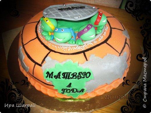 Кулинария Мастер-класс Лепка Рецепт кулинарный Торт-суфле Нежный персик МК Продукты пищевые фото 1