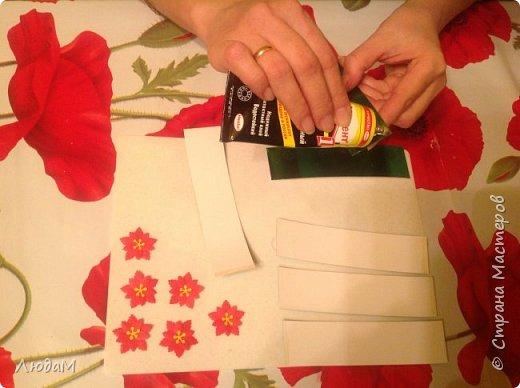 Декор предметов Мастер-класс Новый год Рождество Бумагопластика Кольца для салфеток+ маленький МК Бумага фото 5