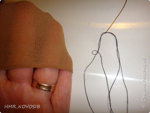 Добрый день, дорогие гости! Хочу поделиться с вам своей творческой находкой: изготовление ресничек для кукол фото 2