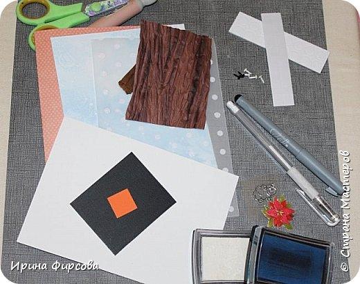 Мастер-класс Открытка Поделка изделие День рождения Новый год Аппликация Ассамбляж Вязание крючком Открытка Олаф +шаблон и очередные идеи к Новому году фото 2
