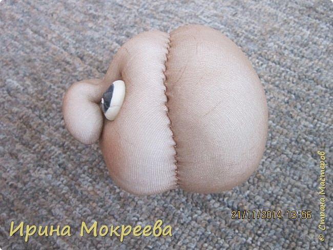 Мастер-класс Новый год Шитьё снегурочка 1-я часть Капрон Мех Нитки Сутаж тесьма шнур Ткань фото 7
