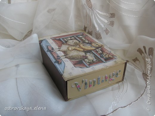 Здравствуйте, дорогие соседи! Опять у меня различные техники, НО на одну тему - новый год и подарки к этому волшебному празднику. Но, все не блестяще-елочно-игрушечное.... Сделала два комплекта подарочных: один в загородный дом подруге на камин, другой - смешанный (но в одни руки))).... фото 5