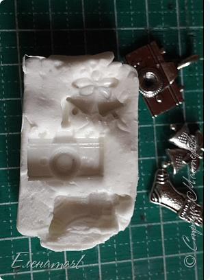 Мастер-класс Открытка Скрапбукинг Лепка Моделирование конструирование Изготовление копий для понравившихся фигурок Фарфор холодный фото 16