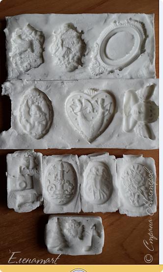 Мастер-класс Открытка Скрапбукинг Лепка Моделирование конструирование Изготовление копий для понравившихся фигурок Фарфор холодный фото 18