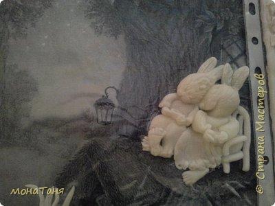 Ключница по мотивам рисунка Сьюзен Вилер фото 7