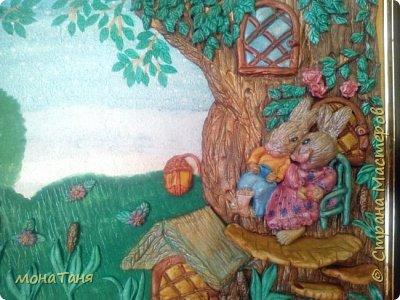 Ключница по мотивам рисунка Сьюзен Вилер фото 2