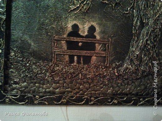 Картина панно рисунок Новый год Аппликация Аппликация из скрученных жгутиков Детям отказывать нельзя  или денежный талисман для сына фото 7