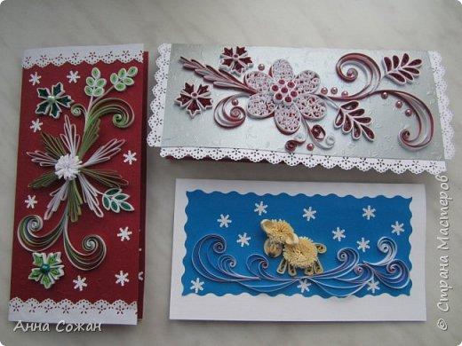 Здравствуйте друзья! Приглашаю вас посмотреть новые открытки к Новому году!