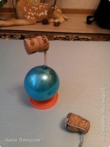 Мастер-класс Новый год Моделирование конструирование Денежные Пучеглазики -небольшой МК Тесто соленое фото 9