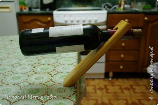 Подставка для бутылки. фото 1