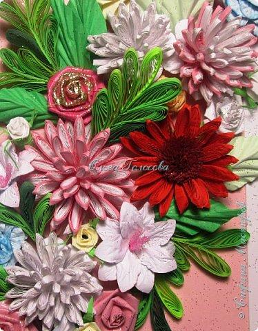 Вот такие пушистые хризантемы я делала для юбилейной открытки для мамы. http://stranamasterov.ru/node/836138 Идею мастер-класса подсказала Валентина Петровна. Возможно кому-то еще пригодится. фото 1