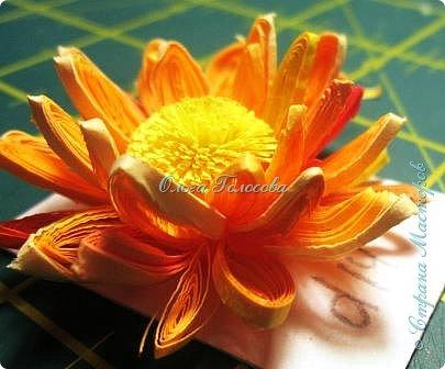 Вот такие пушистые хризантемы я делала для юбилейной открытки для мамы. http://stranamasterov.ru/node/836138 Идею мастер-класса подсказала Валентина Петровна. Возможно кому-то еще пригодится. фото 9