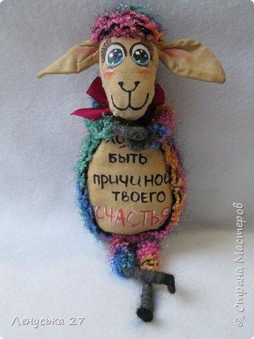 Здравствуй, любимая Страна.  В семействе моих овец пополнение, вчера родились шесть замечательных бешек:-)  Все с характером, всех очень люблю, поэтому фото будет много:-) За основу взяла идею Ольги Чиркуновой https://stranamasterov.ru/node/817879?c=favorite, огромное ей спасибо! фото 18