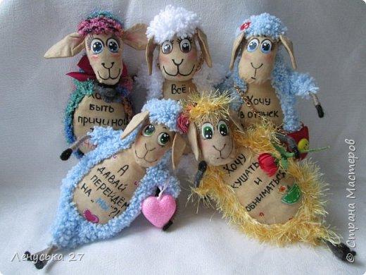 Здравствуй, любимая Страна.  В семействе моих овец пополнение, вчера родились шесть замечательных бешек:-)  Все с характером, всех очень люблю, поэтому фото будет много:-) За основу взяла идею Ольги Чиркуновой https://stranamasterov.ru/node/817879?c=favorite, огромное ей спасибо! фото 21