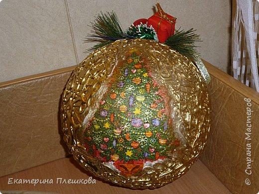 Новогодние шары. фото 3
