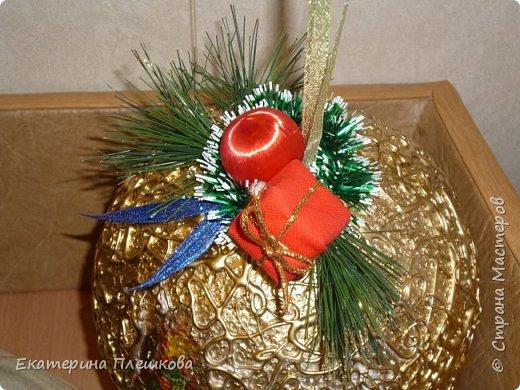 Новогодние шары. фото 4