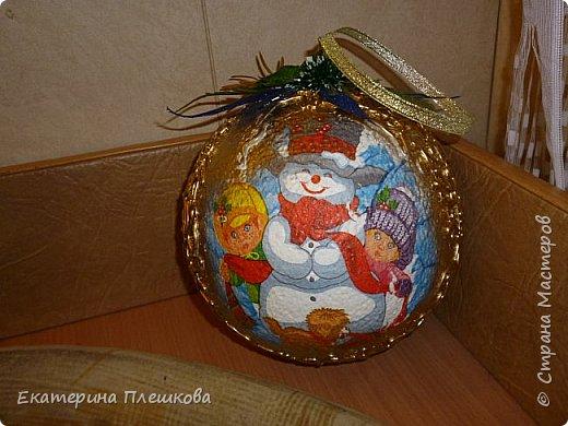 Новогодние шары. фото 5