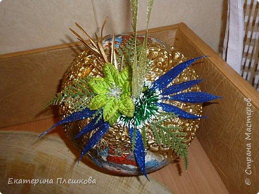 Новогодние шары. фото 6