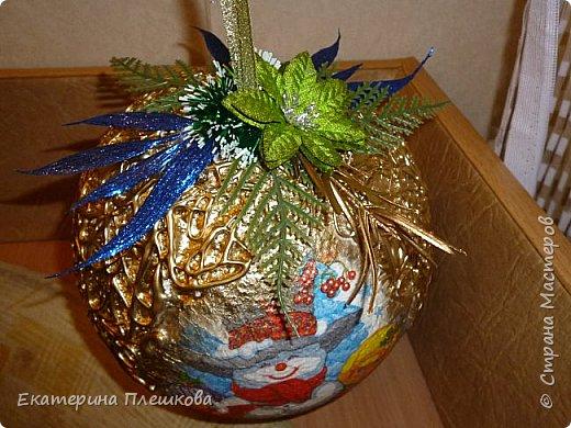 Новогодние шары. фото 7