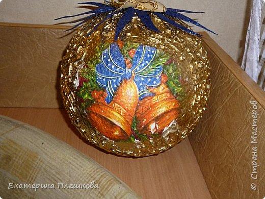 Новогодние шары. фото 12