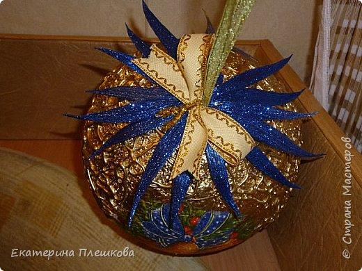 Новогодние шары. фото 13