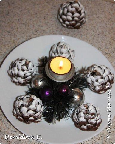 Кулинария Мастер-класс Новый год Рождество Рецепт кулинарный Сладкая Новогодняя Шишка Продукты пищевые фото 11