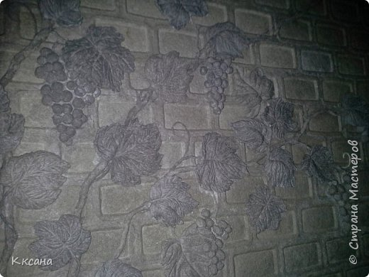 стена на кухне из папье маше фото 10