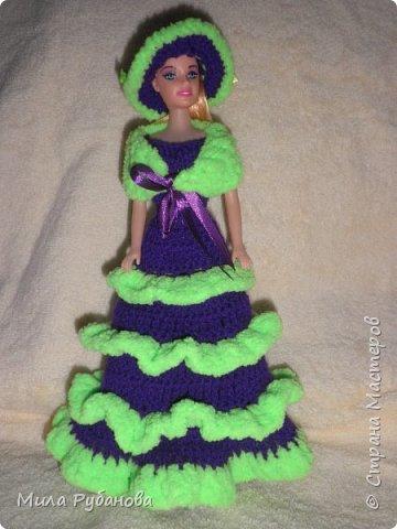Платья для кукол фото 14