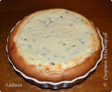 Кулинария Мастер-класс Рецепт кулинарный Быстрый творожный пирог или одна большая ватрушка  Продукты пищевые Тесто для выпечки фото 11