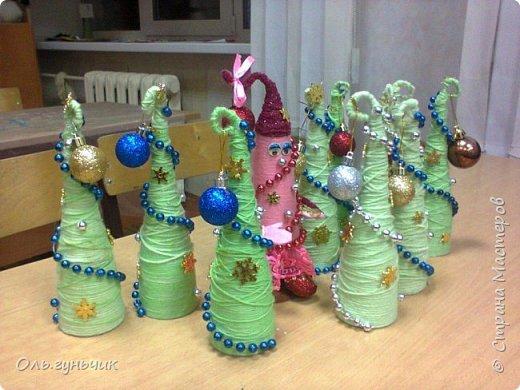 Здравствуйте всем!!!! Хочу поздравить всех с наступающими новогодними праздниками и показать очередные мои елочки))) Первые вот тут: https://stranamasterov.ru/node/848394 фото 29