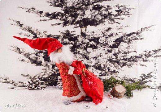 К нам спешит Дед Мороз!