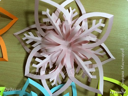 Поделка изделие Новый год Вырезание Объемные снежинки новый взгляд на старые идеи 42 фото Бумага фото 10