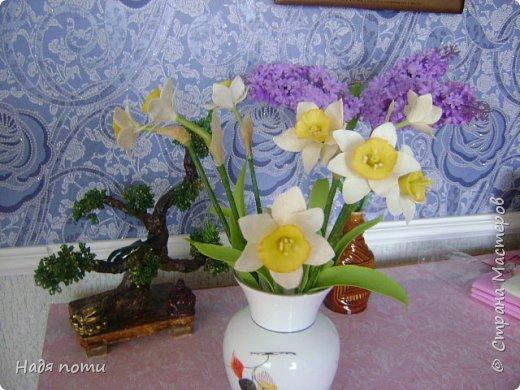 Очень хочу добиться схожести с натуральными цветочками.Девочки дайте свои замечания,что не так ,ведъ самой не все видно. фото 6