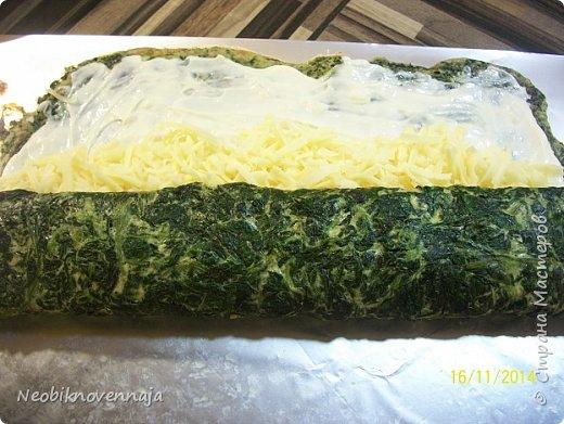 Кулинария Мастер-класс Новый год Рецепт кулинарный Рулеты фаршированные и заливные Продукты пищевые фото 21