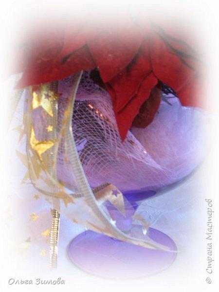 Ещё одна подарочная ёлочка на морскую тематику. фото 6