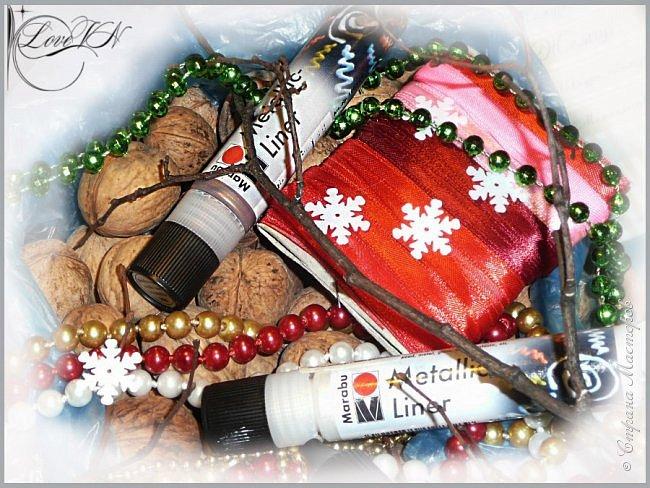 Добрый вечер!!! Осталось совсем немного времени до Нового года!!! Может быть ещё успеете сделать новогодний веночек из природных даров? Предлагаю вашему вниманию мастер-класс (он состоит из двух частей!), по которому я и наваяла маленькое чудо.   Вторая часть МК - https://stranamasterov.ru/node/863131 фото 5