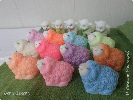 Новогодние овечки